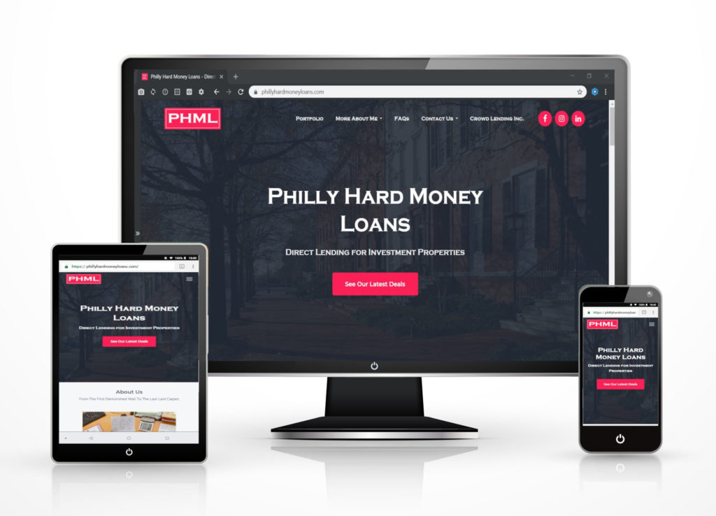 Hard Money Lending Site Showcase